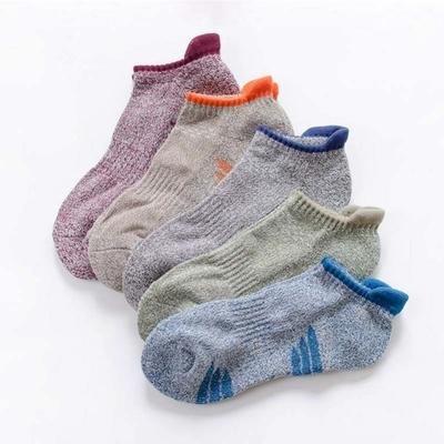 Chaussettes fitness plusieurs coloris
