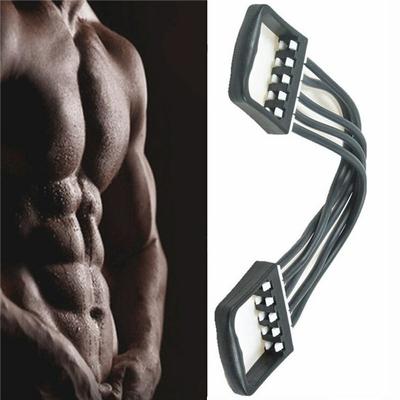 Élastique de musculation 5 bandes en latex