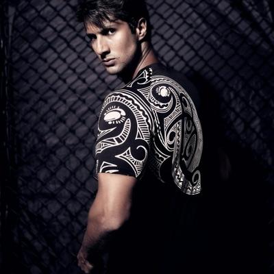 Tee-shirt Maori
