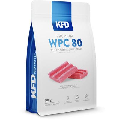 KFD PREMIUM WPC 80 - 700 G - PROTÉINES