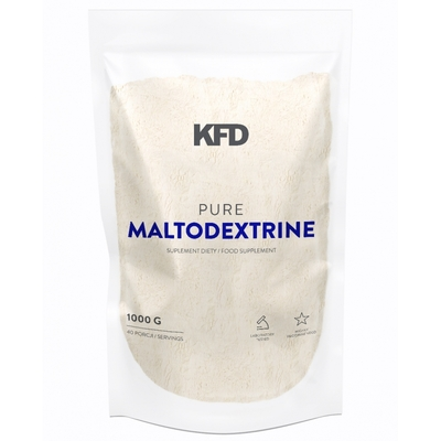 KFD PURE MALTODEXTRINE - 1000 G