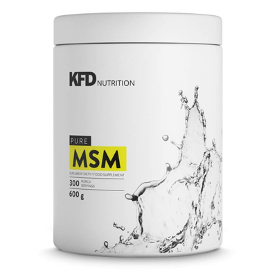 KFD PURE MSM - 600 G (SOUFRE ORGANIQUE)