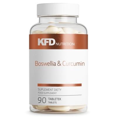 KFD BOSWELLIA & CURCUMIN