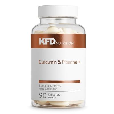 KFD Curcumine  Pipérine