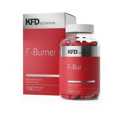 KFD F-BURNER 100 CAPSULES