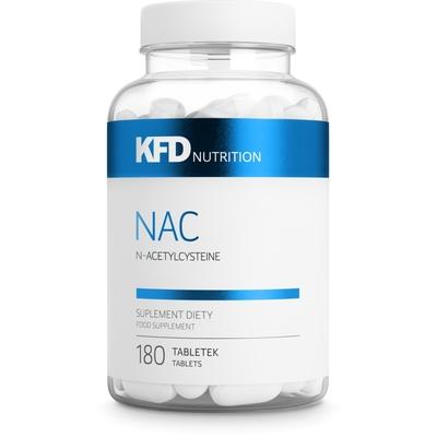 KFD NAC N-ACÉTYLCYSTÉINE