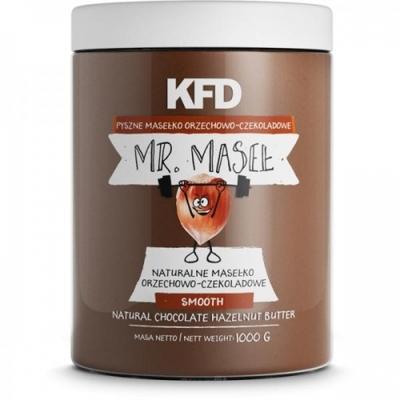 KFD Crème au chocolat aux noisettes