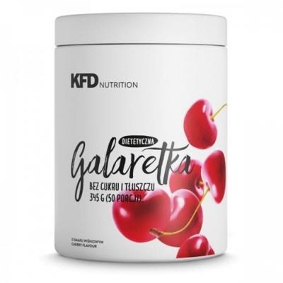 KFD Jelly sans sucre