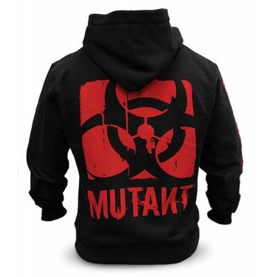 Sweat capuche mutant