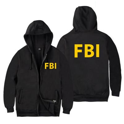 Sweat capuche FBI