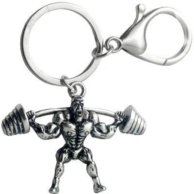 Porte clefs Fitness
