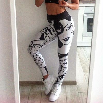 Leggings I love squats
