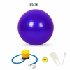 Sports-Yoga-balles-Bola-Pilates-Fitness-balle-Gym-quilibre-Fitball-exercice-Pilates-entra-nement-Massage-balle