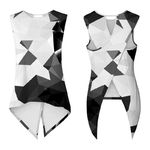 D-t-Femmes-Sport-Gilet-Patchwork-Impression-Femmes-De-Yoga-Running-Shirt-Gilet-S-chage-Rapide
