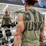 Hommes-de-Mode-T-Shirt-Hommes-Crossfit-Tops-t-Fitness-Bodybuilding-V-tements-Muscle-hommes-Chemises
