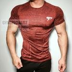 Manches-courtes-3D-T-Shirt-Hommes-T-Shirt-M-le-Crossfit-T-Shirt-Capitaine-Am-rique