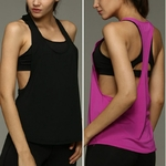Women-Crop-Top-Dry-Quick-Yoga-Shirts-Loose-Gym-Fitness-Sport-Sleeveless-Vest-Singlet-Running-Training
