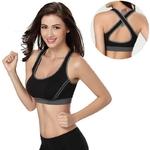Soutien-gorge-de-Sport-respirant-extensible-haut-Fitness-femmes-soutien-gorge-de-Sport-rembourr-pour-courir