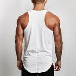 Cr-ne-impression-Bodybuilding-Stringer-d-bardeur-s-hommes-gymnases-Stringer-chemise-Fitness-d-bardeur-hommes