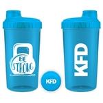 kfd-shaker-700-ml-niebieski-be-strong