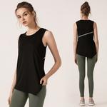 T-shirt-femme-pour-Fitness-femmes-Yoga-haut-s-chage-rapide-chemise-de-Yoga-v-tements