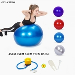 Sports-Yoga-balles-Bola-Pilates-Fitness-balle-Gym-quilibre-Fitball-exercice-Pilates-entra-nement-Massage-balle