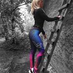 Sport-Leggings-Femmes-De-Yoga-Workout-Pants-V-tements-de-Fitness-Jogging-Pantalon-Gym-Collants-Stretch