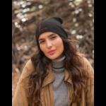 mockup-of-a-beautiful-woman-wearing-a-beanie-in-winter-24603C