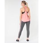 debardeur adidas rose femme sport musculation fitness pilate femme mode pas cher