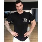 T-shirt-pour-homme-v-tement-pour-Fitness-d-t-en-coton-coupe-Slim-Muscle-la