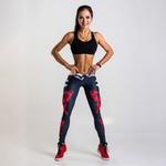 CHRLEISURE-Sexy-taille-Haute-Push-Up-leggings-Papillon-Imprimer-Leggings-Femmes-Remise-En-Forme-Sportive-et
