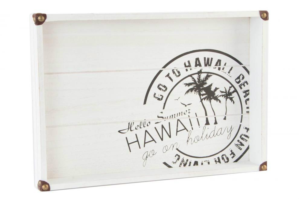 créa idéa home plateau hawaii bois blanc