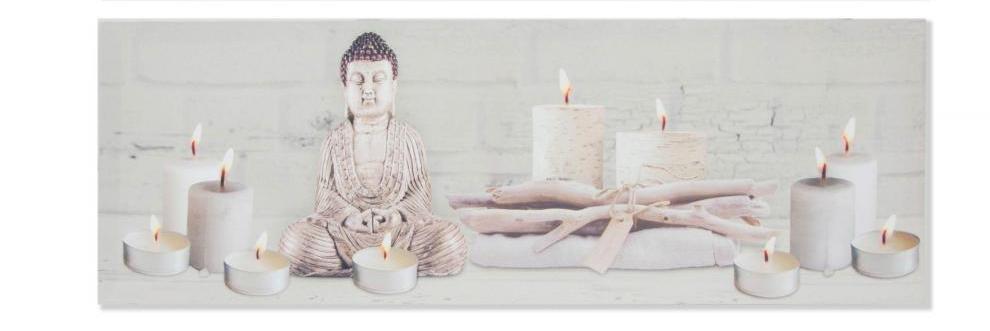 crea idea home toile bouddah zen 2