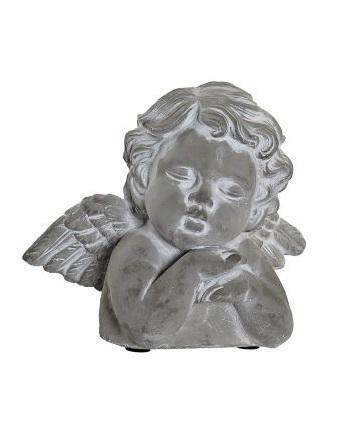 Statue Ange Penseur
