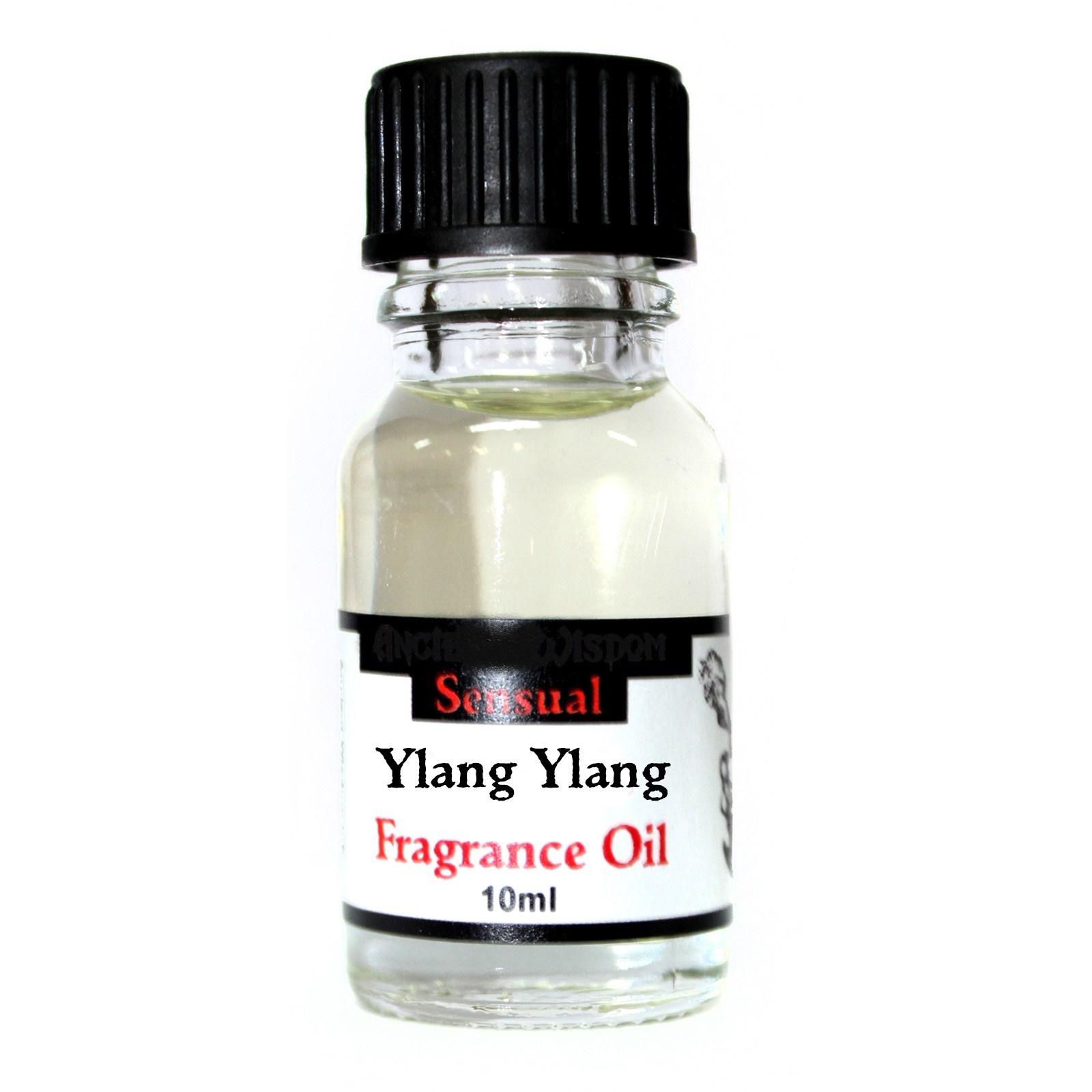 Huile Parfumée Ylang