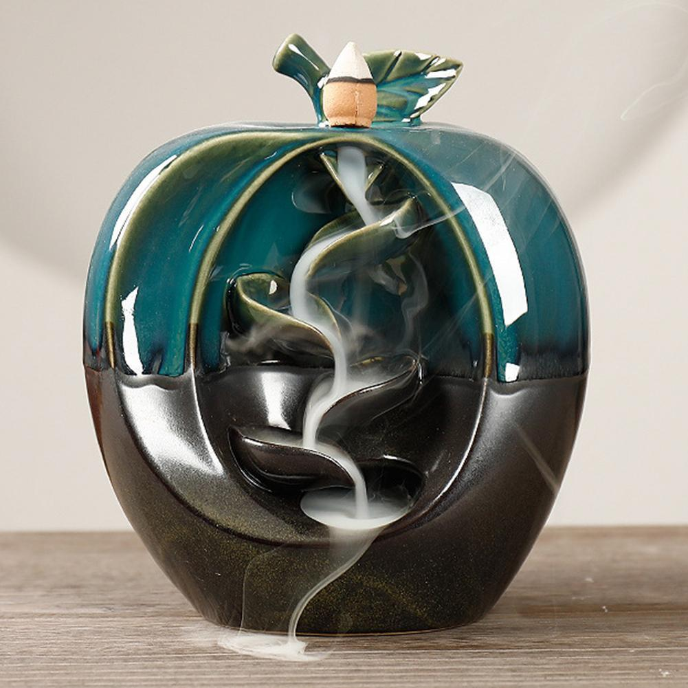 Fontaine à Encens Pomme