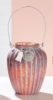 créa idéa home vase déco rosé