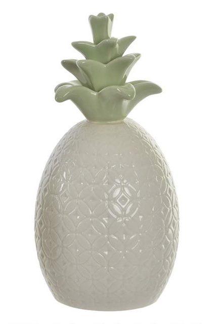 crea idea home ananas décoratif vert