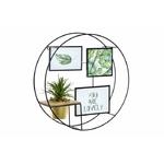 crea idea home green métal