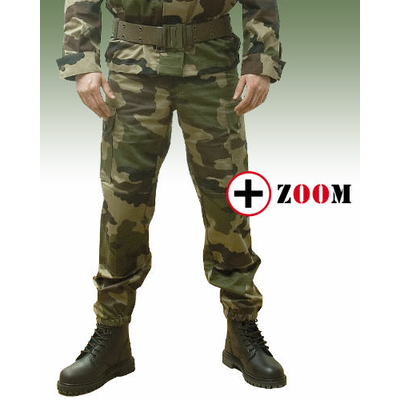 Pantalon pince F2 AT CAMO
