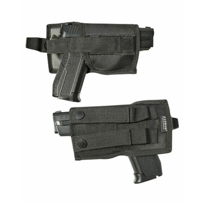Holster PA attaches molle