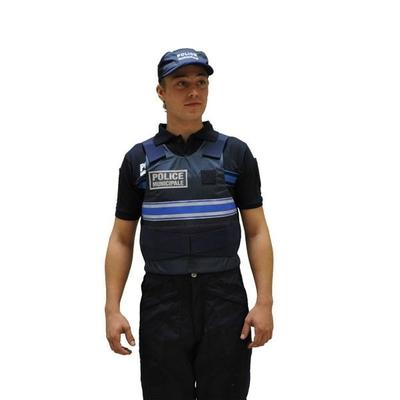 Gilet pare-balles port discret COUGAR Police Municipale