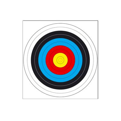Cible 64 x 61 cm à l'unité