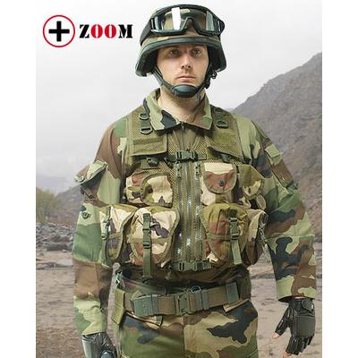 Gilet d'assaut militare camouflage CE