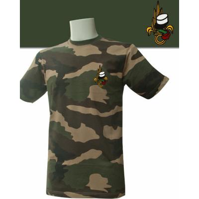 Tee-shirt brodé LEGION