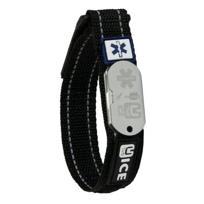 Bracelet USB UTAG I.C.E.