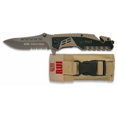 Couteau pliable Rui avec brise vitre