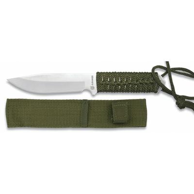Couteau Paracorde vert OD