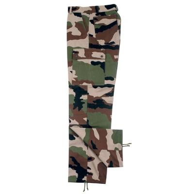 Pantalon treillis militaire camouflage  F4