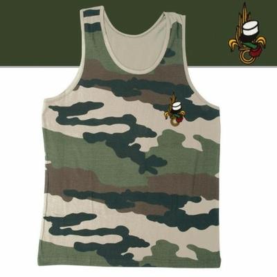 Débardeur camouflage Légion étrangère